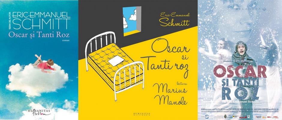 Oscar si Tanti Roz - Eric-Emmanuel Schmitt