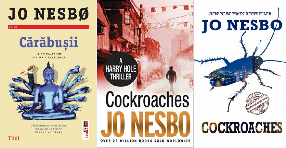 Carabusii (Harry Hole Volumul 2) - Jo Nesbo