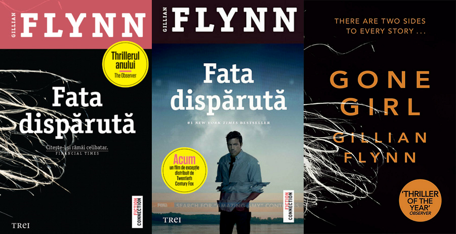 Fata disparuta (Gone Girl) - Gillian Flynn
