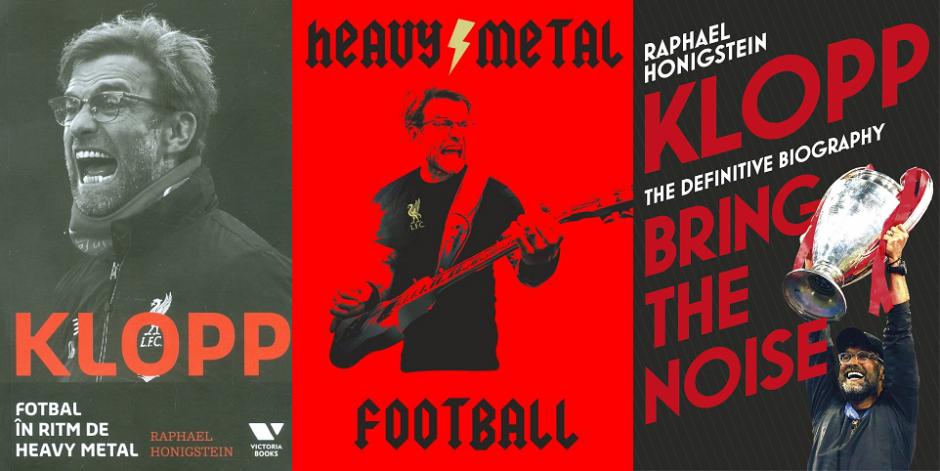 Klopp. Fotbal in ritm de heavy metal - Raphael Honigstein