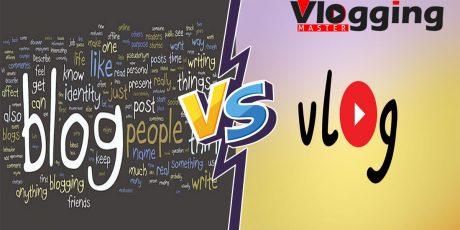 vlogging vs blogging