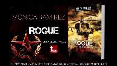 Rogue (Gemini Vol 2) - Monica Ramirez