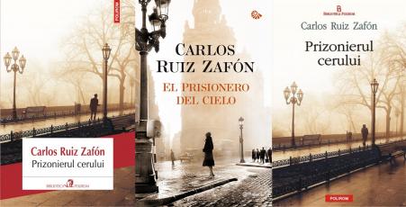 Prizonierul Cerului (Cimitirul Cartilor Uitate vol 3) - Carlos Ruiz Zafon