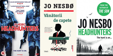 Vanatorii de capete (Headhunters) - Jo Nesbo