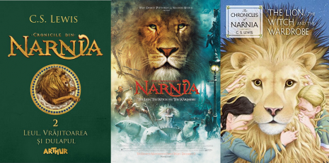Cronicile din Narnia 2 Leul, vrajitoarea si dulapul - C.S. Lewis