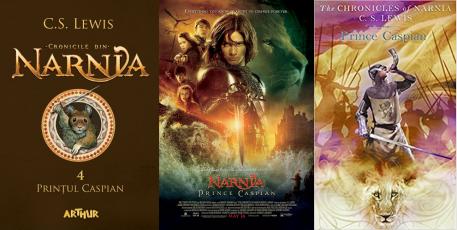Cronicile din Narnia 4 Printul Caspian - C.S. Lewis