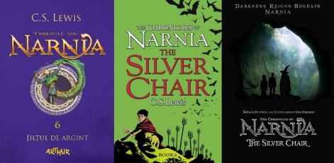 Cronicile din Narnia 6 Jiltul de Argint - C.S. Lewis