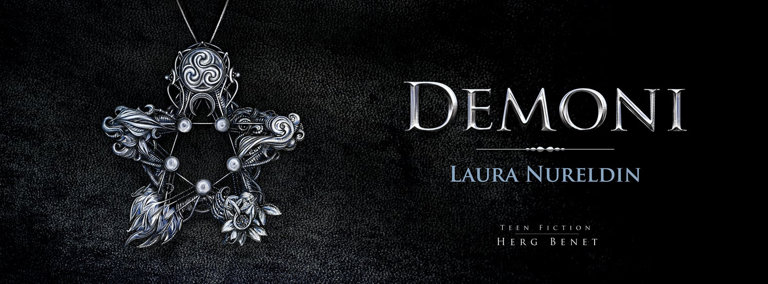 Demoni (vol 1) - Laura Nureldin